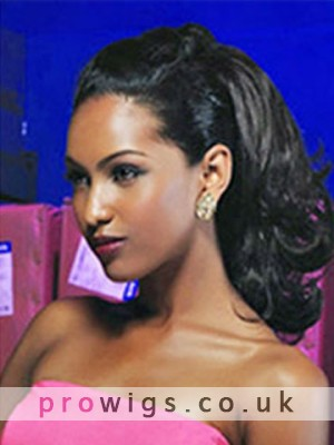 Stylish Kinky Curly Hairpieces