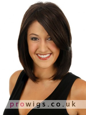 Clearance Medium Length Monofilament Top Hairpieces