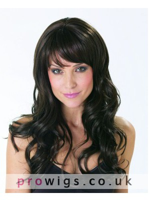 Long Soft Waves Synthetic Wig