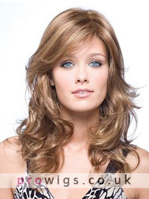 """18"""" Wavy Lace Front Human Hair Wig"""