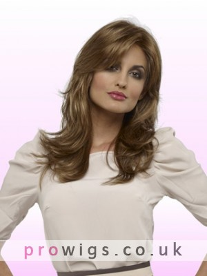 """16"""" Wavy Lace Front Remy Human Hair Wig"""