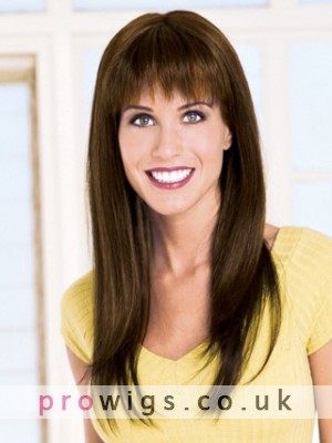 Long Straight Capless Remy Human Hair Wig