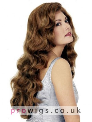 Long Deep Wavy Synthetic Wig