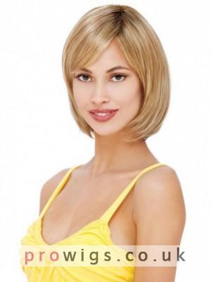 Fabulous Short Full Lace Straight Wig