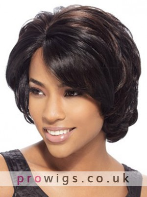 Fresstress Equal Synthetic Natural Hairline Lace Front Wig