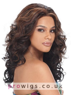 Skillyfull Handcrafted Lace Front Wig
