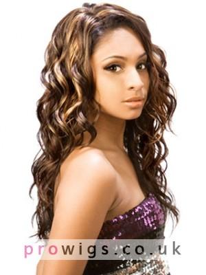 Long Loose Wave Gypsy Shag Synthetic Wig