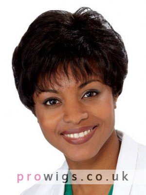 Short Breeze Style Synthetic Wig