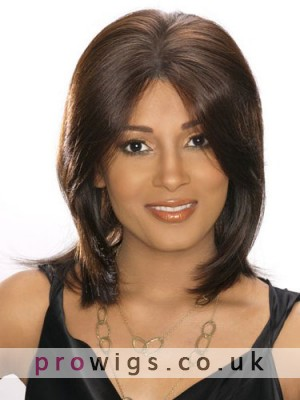 Lace Front Natural Straight Human Hair Wig