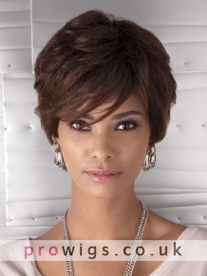 Modern Bob Short Synthetic Capless Wig