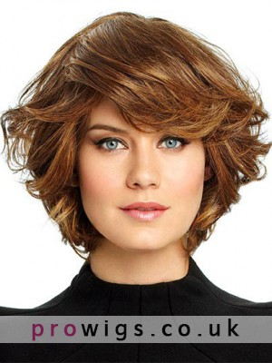 Soft Focus Synthetic Wigs