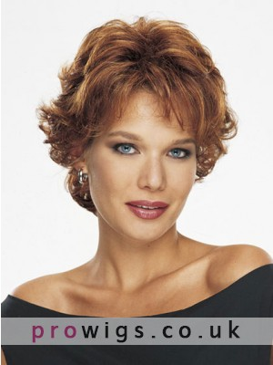 Wonder High Fashion Wavy Synthetic Wig