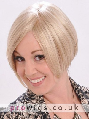 Light-weight Breathable Short Bob Style Wig