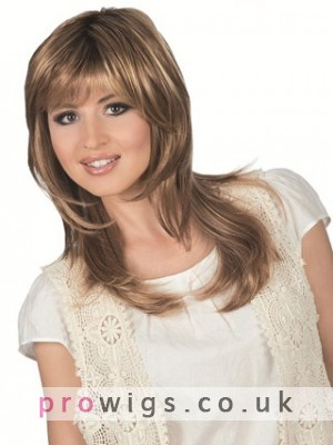 Fabulous Silky Human Hair Lace Wig
