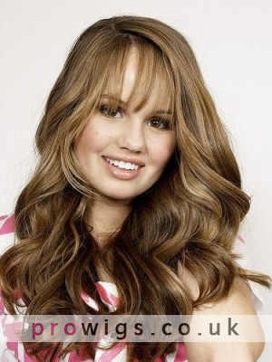 Glamorous Beautiful Long Wavy Lace Front Wig