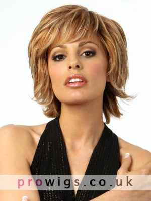 100% Remy Human Hair Full Lace Wig