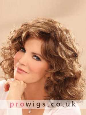 Flatteringly Waves Lace Front Wig