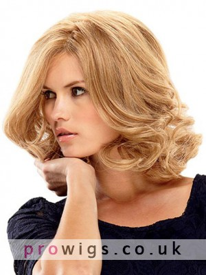 Beautiful And Useful Medium Lace Front Wig