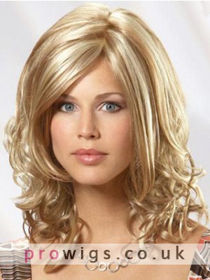 100% Remy Human Hair Pretty Full Lace Wig