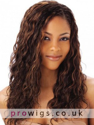 20 Inch Wavy Remy Human Hair Full Lace Wig
