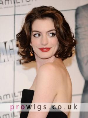 Hathaway's Hair Style Medium Length Wig