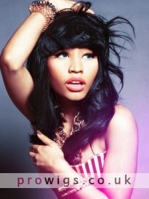 Lace Front Nicki Minaj's Wig