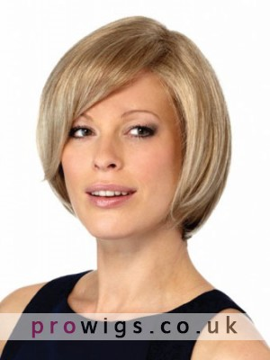 Grace Front Lace Synthetic Bob Wig