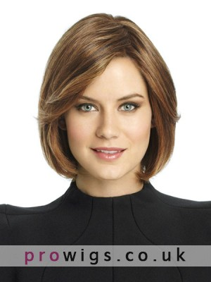Remy Human Hair Lace Front Bob Wig