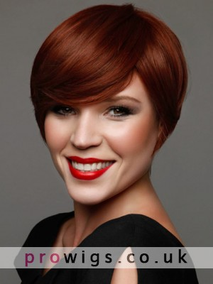 Synthetic Short Bob Lace Front Wig