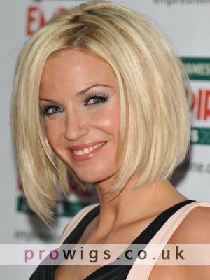 Hot Selling Short Capless Straight Human Hair Wig