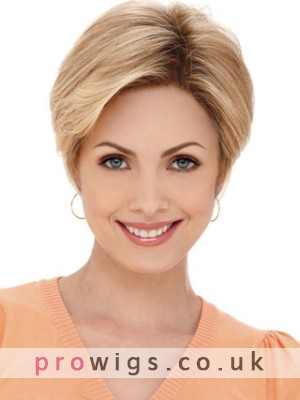 Lace Front Short Wedge Cut Wig