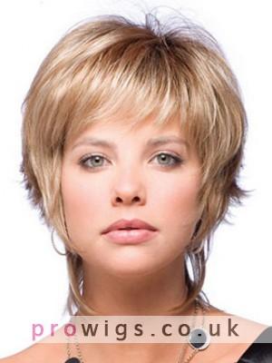 Unique Trendy With Flirty Edge Wig
