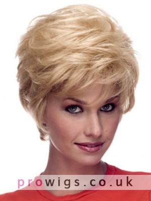 100% Remy Human Hair Short Wig