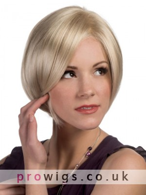 Lace Front Chin Length Bob Style Wig