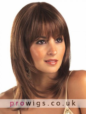 Athena Lace Front Medium Wig
