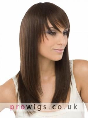 Desire Remy Human Hair Long Wigs