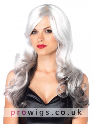 Long Lace Front Wavy Wigs
