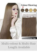 """16"""" 20pcs Good Flexibility Tape in Hair Extensions"""