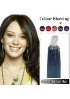 """18"""" 100% Micro Loop Human Hair Extensions"""