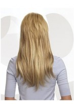 10 Piece Straight Human Hair Extensions