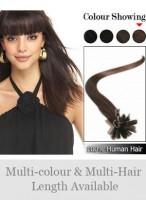 """18"""" 100S Human Hair Nail Tip Extension"""