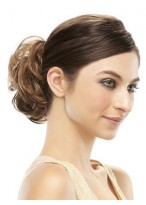 Curly Remy Hair Wrap