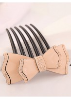 Lovely Top-Grade Acetate Plank Hair Combs For Girls