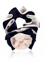 Fashionable Hand Made Headdress Flower Scrunchies For Girls