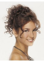 Wonderful Deep Curly Hairpieces