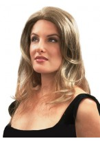 Remy Human Hair Monofilament Top Hairpieces