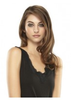 Clip-In Synthetic Medium Hairpieces