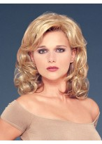 """10"""" Tapered Style Half Hairpiece"""