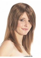 Front Line Human Hair Hairpiece