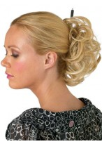 """4"""" Scrunchie Style Synthetic Wrap"""